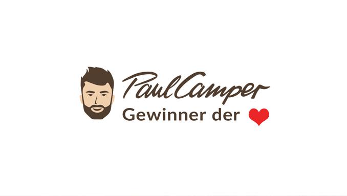 PaulCamper - Gewinner der Herzen