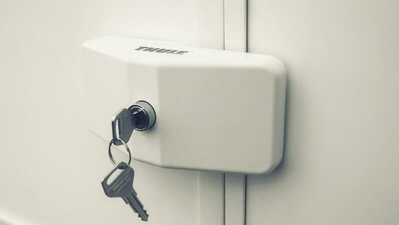Thule Door Lock von Frankana
